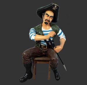 H-110054 Pirate Pedro - Piraat