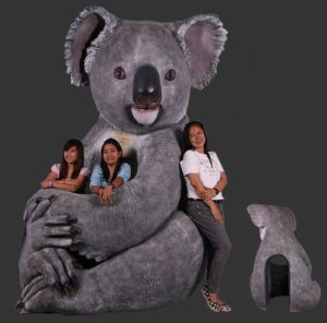 H-150023 Cuddle the Kaola - Koala Beer