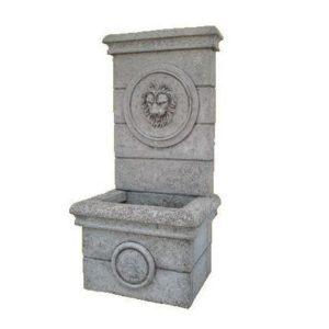 H-40402-RS Fountain Classical Roman Stone - Fontein