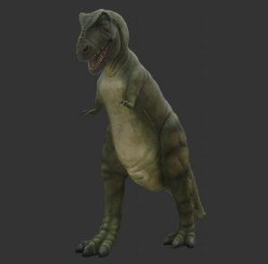 H-80126 T-Rex  - Dinosaurus