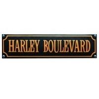 SS-36 Harley Boulevard Oranje