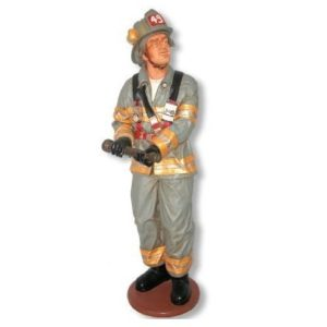 HFFM6 Fire Man 6ft. - Brandweerman
