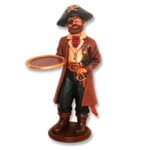 HFPB3N Pirate Butler 3 ft. - Piraat