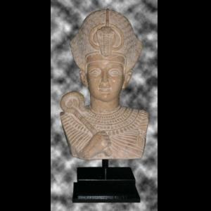HFRHI Body Ramses Head Ivory - Egypte