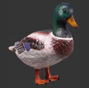H-150003 Mallard Duck - Eend