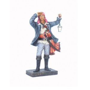 3099 Lady Pirate with Lamp - Piraat