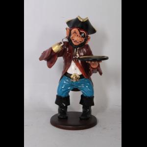 ST5110 Pirate Aap Butler 3 ft. - Piraat