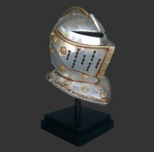 H-30513 Helmet Knight Roman - Ridder - Helm