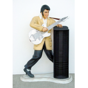 1928 Elvis Presley CD Holder