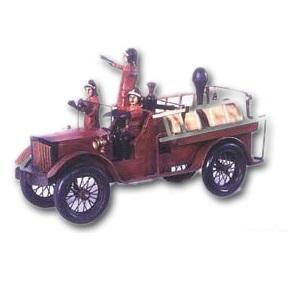 RTFIT Road Car Fire Truck - Brandweerwagen
