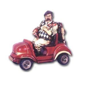 RTGOK Golfing Kart - Golfer