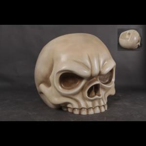 H-170205 Skull Seat - Fotomoment - Doodshoofd