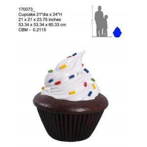 H-170073 Baker Cupcake