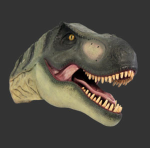 H-110085 Definitive T-Rex Head - Dinosaurus