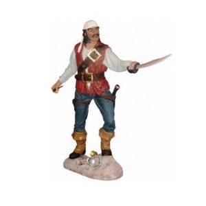 TB-FSC309 Pirate Cristobal - Piraat