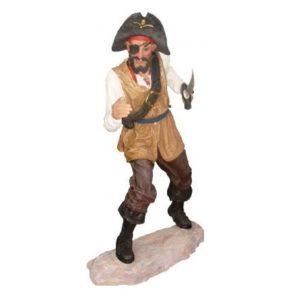 TB-FSC310 Pirate Captain One Eye - Piraat