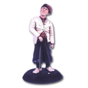 TSCG2 Three Stooges Golf Curly 2 ft. - Golfer