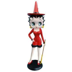 Betty Boop Witch 340181