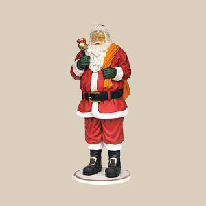 Kerstmis - Santa - Nutcrackers