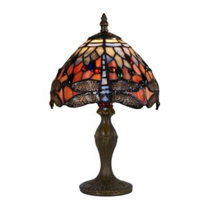 DSTF-101 TIFFANY STYLE TABLE LAMP- Tiffanylamp