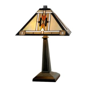 DSTF-103 TIFFANY STYLE TABLE LAMP- Tiffanylamp