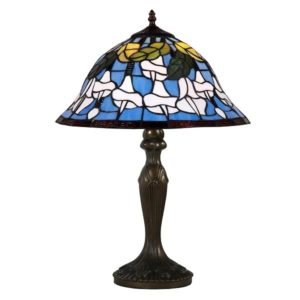 DSTF-104 TIFFANY STYLE TABLE LAMP- Tiffanylamp