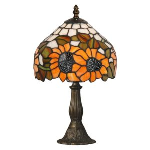 DSTF-107 TIFFANY STYLE TABLE LAMP - Tiffanylamp