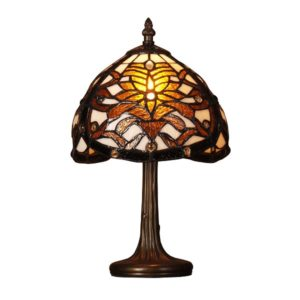 DSTF-114  TIFFANY STYLE TABLE LAMP - Tiffanylamp