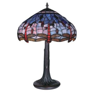 DSTF-123 TIFFANY STYLE TABLE LAMP - Tiffanylamp