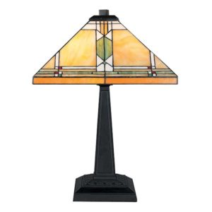 DSTF-127 TIFFANY STYLE TABLE LAMP - Tiffanylamp
