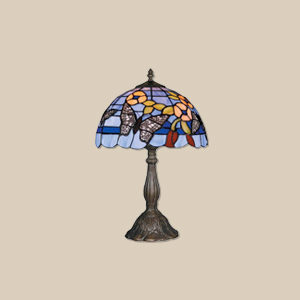 Lampen Tiffany - Mozaiek