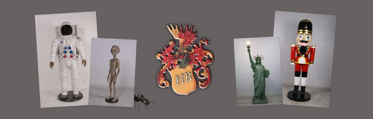 horecabeelden.nl polyester beelden decoratie beelden dierenbeelden beeld
