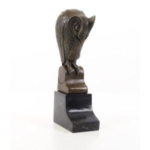 DSBJ-50 ART DECO OWL - Uil