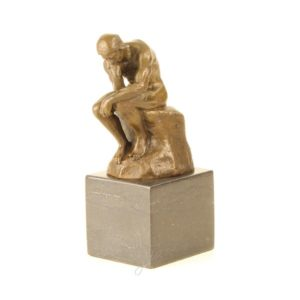 DSBR-154 SCULPTURE THINKER - Denker