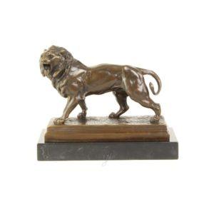 DSBR-206 SCULPTURE LION - Leeuw