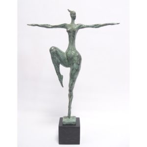 DSJK-58 SCULPTURE FEMALE NUDE - Erotica