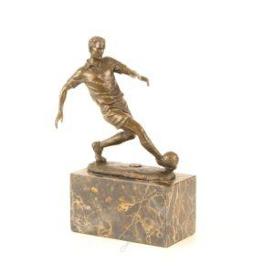 DSSL-27 SCULPTURE VOETBALLER - Voetbal