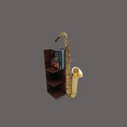 jazzband muzikant beeld jazzbeeld decoratie