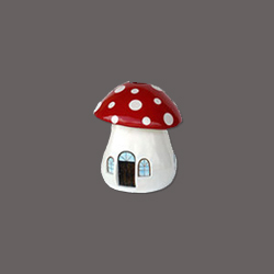 paddenstoel beeld afvalbakken beelden