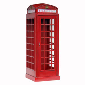 2562 TELEPHONE BOOTH (Life size) - Telefooncel