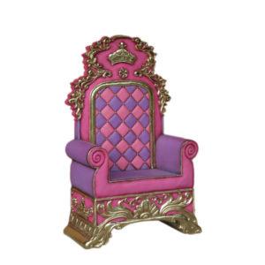 3154 Santa Throne - Kerstman Troon