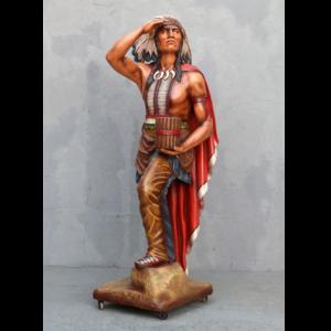 3459 Indian Standing - Indiaan