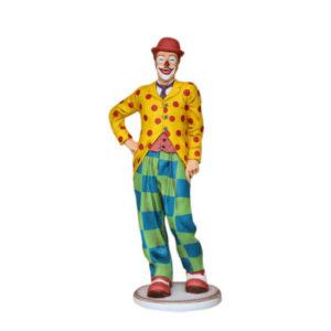 3156 Clown Standing