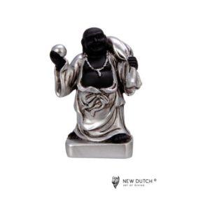 600491 - Geluks Buddha Lang Leven - 8 cm