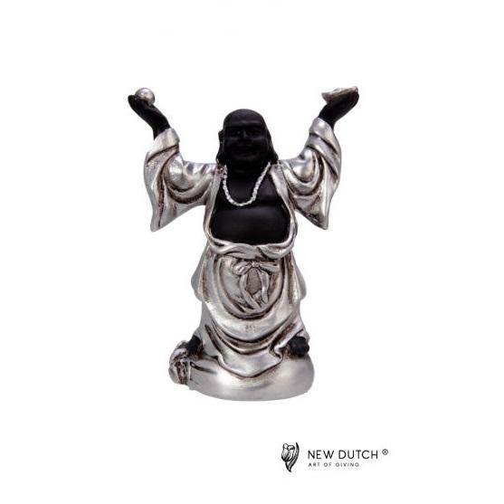 600496 - Geluks Buddha Voorspoed - 8 cm