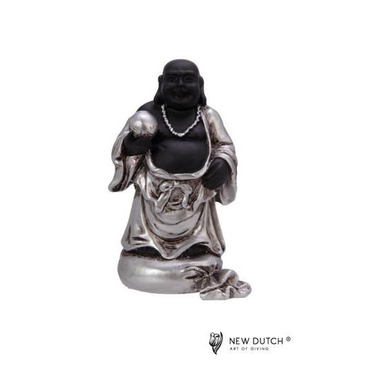 600497 - Geluks Buddha Wijsheid - 8 cm