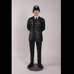 H-190009 Bobby 6 ft. - Politieagent