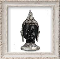 Buddha Head Urn