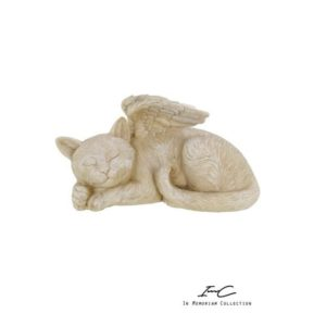 300731 - Angel Cat Urn - 450 cc