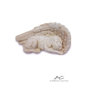 300733 - Angel Dog Urn - 750 cc